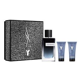 Zestaw woda perfumowana spray 100ml + balsam po goleniu 50ml + żel pod prysznic 50ml