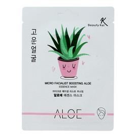 Maseczka w płachcie kojąco-nawilżająca Aloe