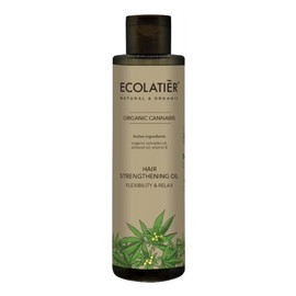 Wzmacniający włosy olejek Elastyczność i Blask