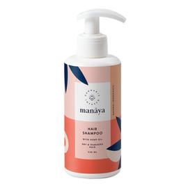 Hair shampoo szampon do włosów suchych i zniszczonych z olejem konopnym