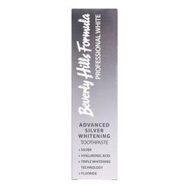 Professional white advanced silver whitening wybielająca pasta do zębów z cząsteczkami srebra