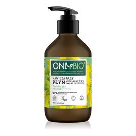 Nawilżający płyn micelarny 3w1 prebiotyki olejek sezamowy