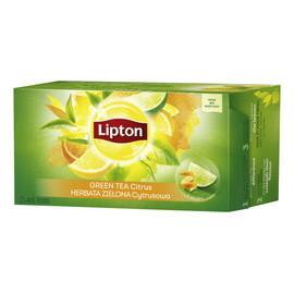 herbata zielona Cytrusowa 40 torebek
