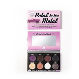 Petal To The Metal Va Va Vroom Cream Eyeshadow Palette paleta cieni do powiek Shift Into Neutral