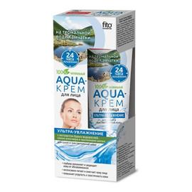 """Aqua-krem do twarzy """"Ultra Nawilżenie"""""""