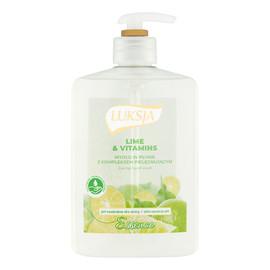 Mydło w płynie Lime & Vitamins