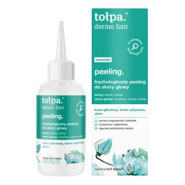 Peeling trychologiczny do skóry głowy