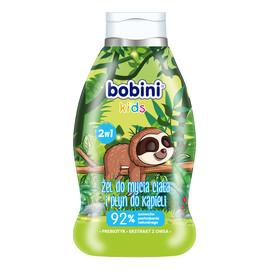 Płyn do kąpieli i mycia ciała 2w1