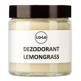 Dezodorant w Kremie z Olejkiem Lemongrass
