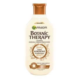 Mleko kokosowe & Makadamia szampon do włosów suchych, szorstkich i pozbawionych sprężystości