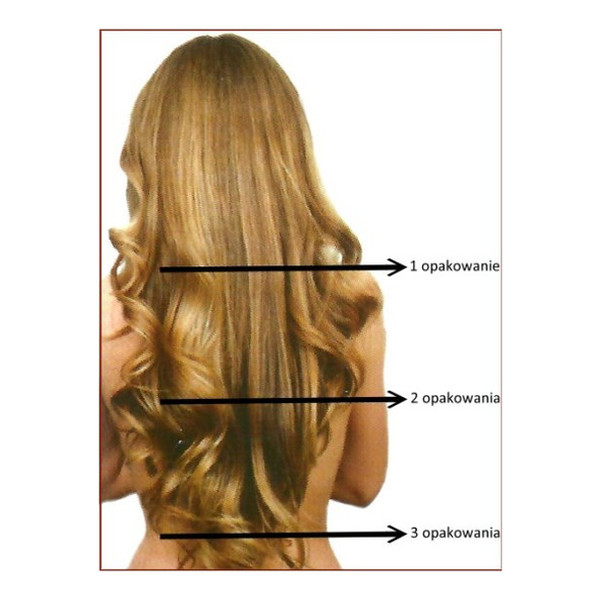 Fitokosmetik Kremowa Irańska Henna Bezbarwna Do Włosów Z Olejkami FIT65 Stymulacja Wzrostu i Nawilżenie 50ml