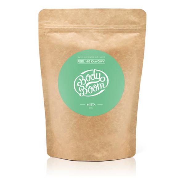 Body Boom Rzeźka Mięta Peeling Kawowy Do Ciała 30g