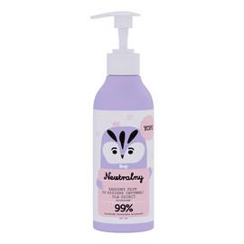 Płyn do higieny intymnej dla Dzieci Naturalny Bezzapachowy