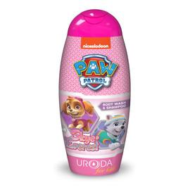 Żel pod prysznic 2w1 dla dzieci Paw Patrol Girl