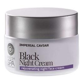 Black Night Cream czarny krem odmładzajacy na noc