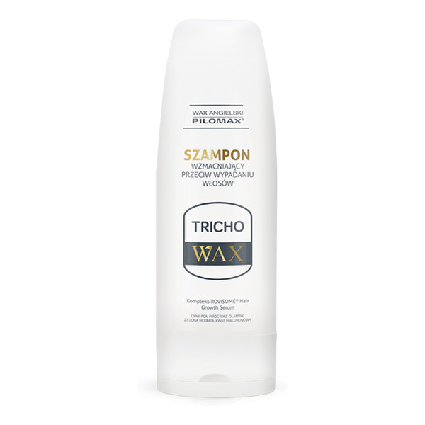 Pilomax Wax Tricho Szampon Wzmacniający Przeciw Wypadaniu Włosów