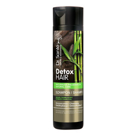 Hair Shampoo Szampon Do Włosów Zmęczonych Z Węglem Bambusowym
