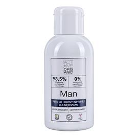 Man płyn do higieny intymnej dla mężczyzn
