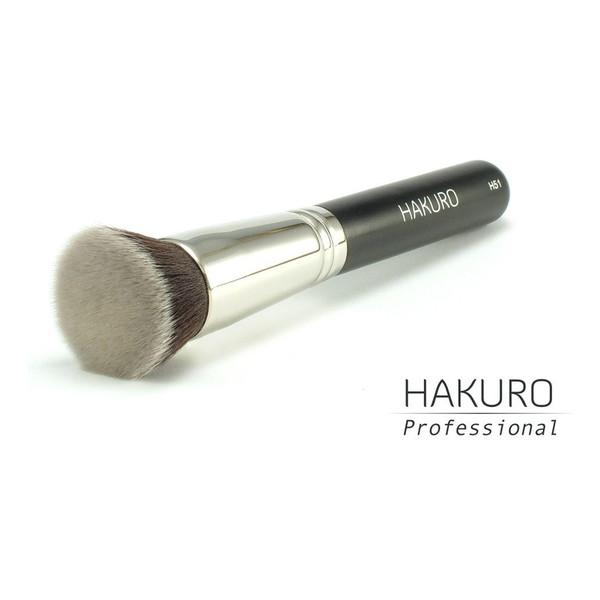 Hakuro H51 Pędzel do podkładu FLAT TOP