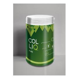 Pure odbudowa organizmu od wewnątrz suplement diety kolagen w proszku