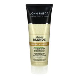 Brightening Conditioner Odżywka rozświetlająca do włosów blond