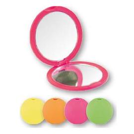 Lusterko kompaktowe okrągłe 1 szt.