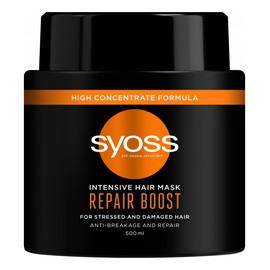 Intensive hair mask repair boost intensywnie regenerująca maska do włosów suchych i zniszczonych