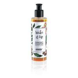 enzymatyczny szampon kawowy