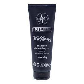 Mr strong szampon dla mężczyzn przeciw wypadaniu włosów