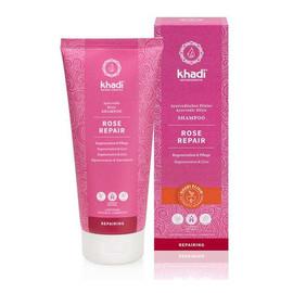 Intensywnie odżywczy szampon do włosów – Róża