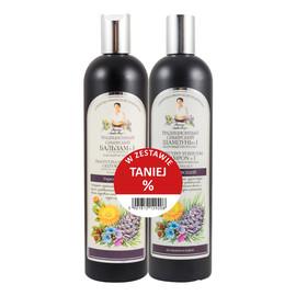 Szampon tradycyjny nr 1 + Balsam tradycyjny do włosów