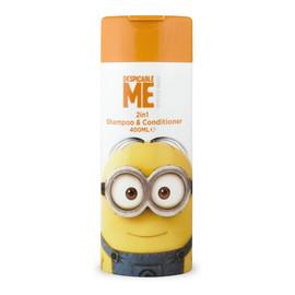 szampon i żel pod prysznic 2w1