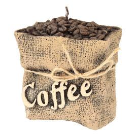 Świeca ozdobna Kawa - worek mały