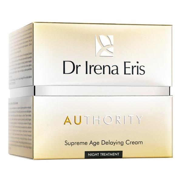Dr Irena Eris Authority Supreme Age Delaying krem do twarzy na noc 50ml