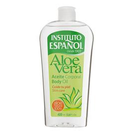 olejek do ciała z Aloesem