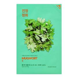 Mugwort regenerująca maseczka w płachcie z ekstraktem z bylicy pospolitej