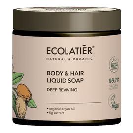 Mydło w płynie do ciała i włosów GŁĘBOKO ODŻYWIAJĄCE
