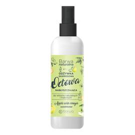 Ekspresowa Odżywka Nabłyszczająca Do Włosów Suchych I Matowych Octowa W Sprayu