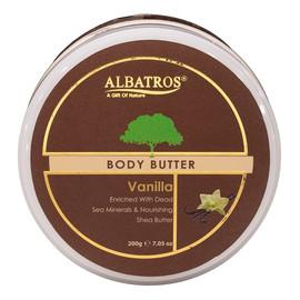 Body butter masło do ciała vanilla