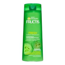 Fresh szampon wzmacniający do włosów oczyszczający