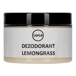 Dezodorant ekologiczny w kremie z olejkiem Lemongrass