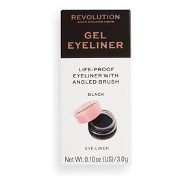 Gel Eyeliner With Brush Eyeliner W Żelu Z Pędzelkiem