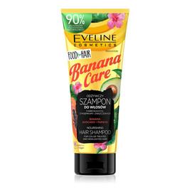 Banana Care Szampon do włosów farbowanych - ochrona koloru i odżywienie