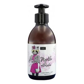 Naturalne mydło w płynie regenerujące ekstrakt z wiśni