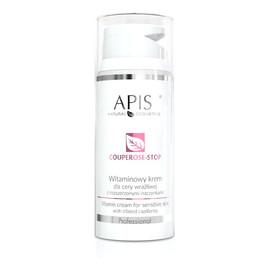 Couperose-Stop Vitamin Cream Witaminowy krem dla cery wrażliwej z rozszerzonymi naczynkami