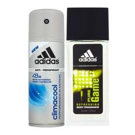Zestaw Dezodorant Climacool + Woda toaletowa Pure Game