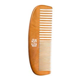 Professional wooden comb profesjonalny drewniany grzebień do włosów 153 x 52.5mm ra 00121