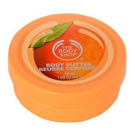 The Body Shop Mango Body Butter Masło do ciała do skóry suchej