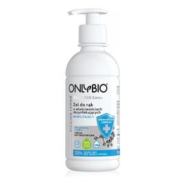 Żel myjący o właściwościach antybakteryjnych ze srebrem nawilżający Silver Med Care+