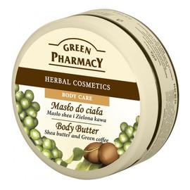 Masło Do Ciała Masło Shea i Zielona Kawa